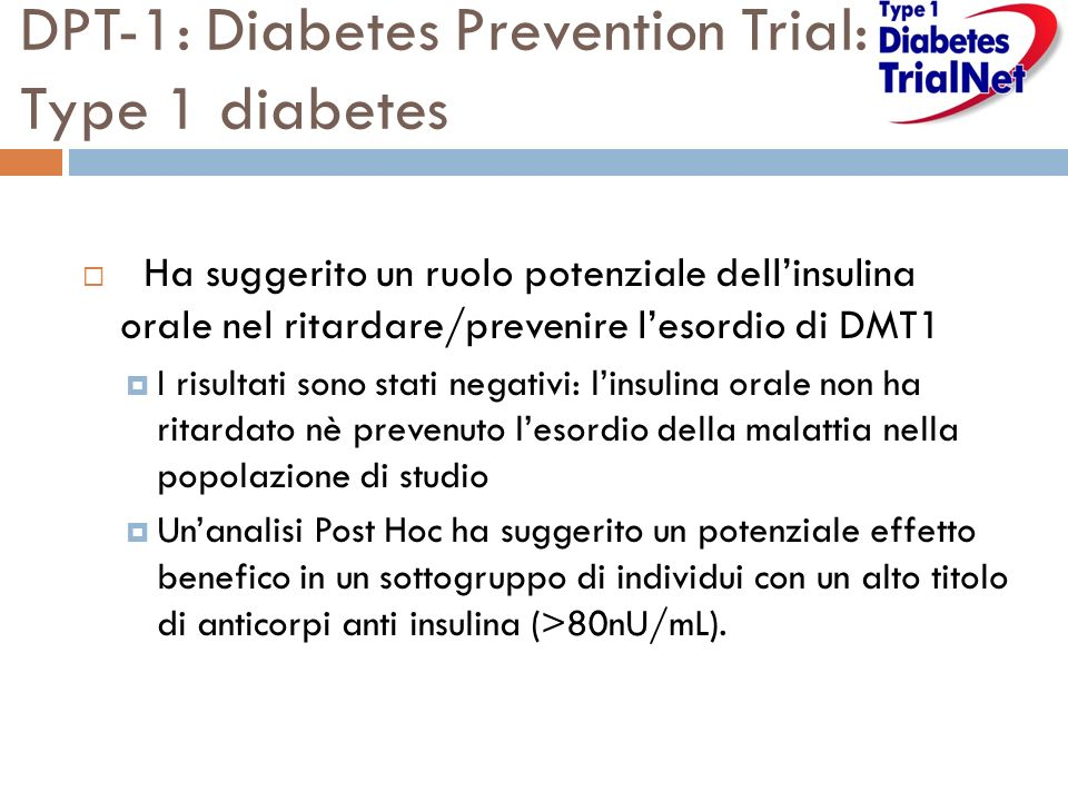 DPT-1: Diabetes Prevention Trial: Type 1 diabetes