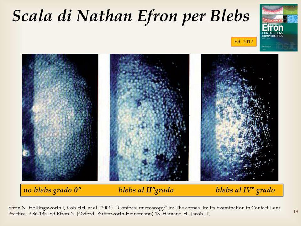 Scala di Nathan Efron per Blebs