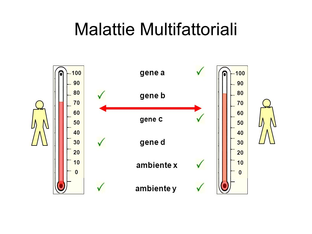 Malattie Multifattoriali