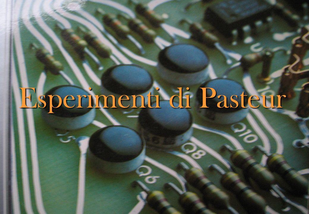 Esperimenti di Pasteur