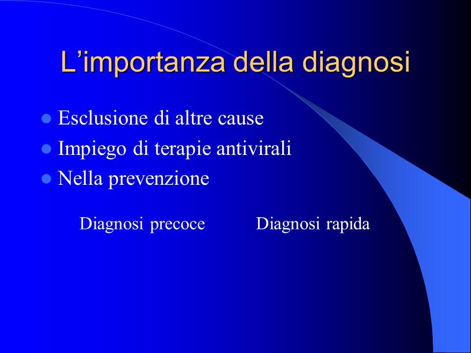 L'importanza della diagnosi