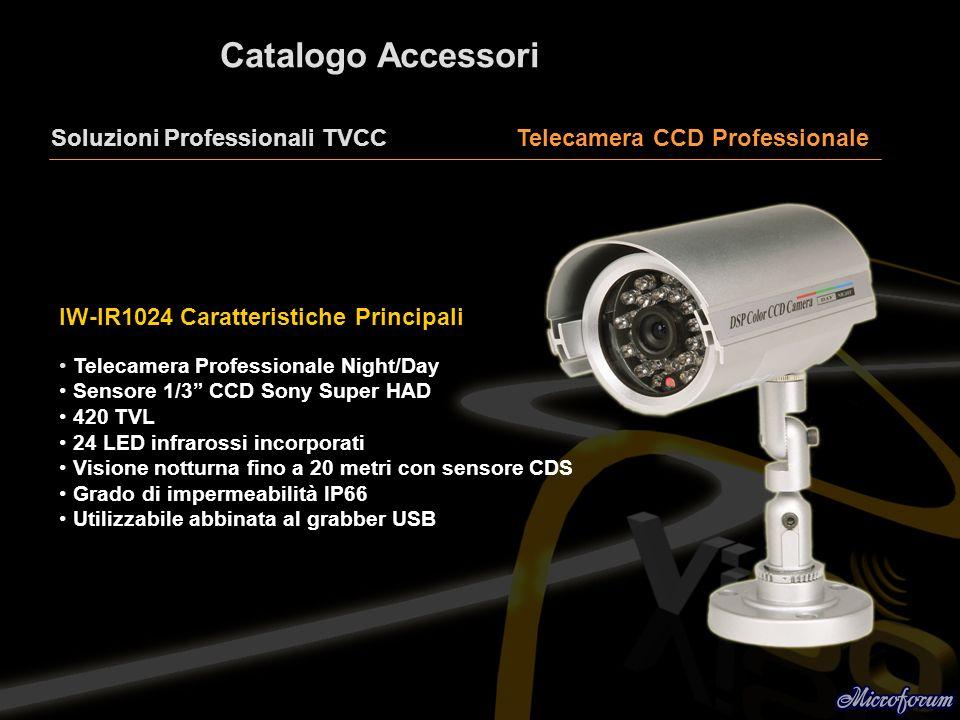 Catalogo Accessori Soluzioni Professionali TVCC