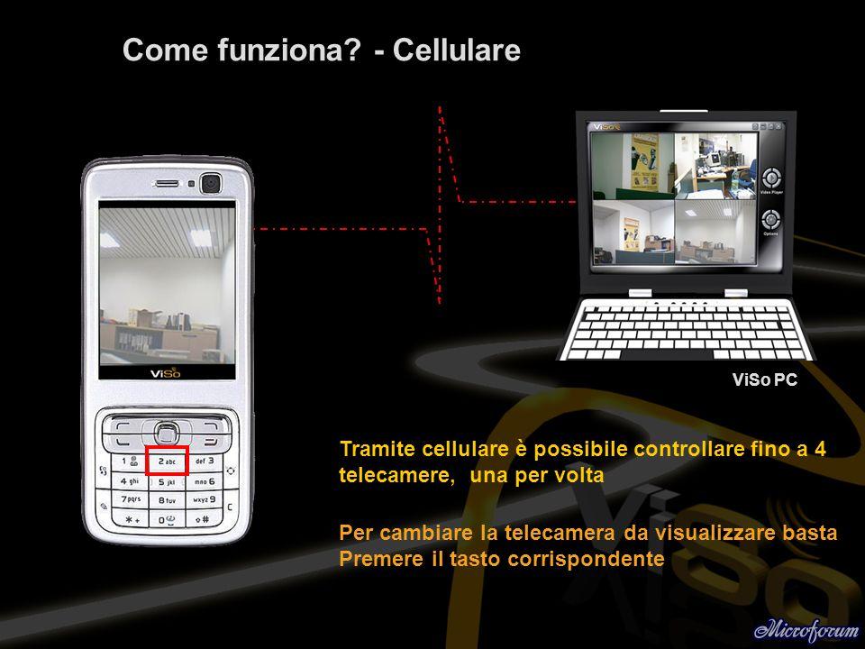 Come funziona - Cellulare