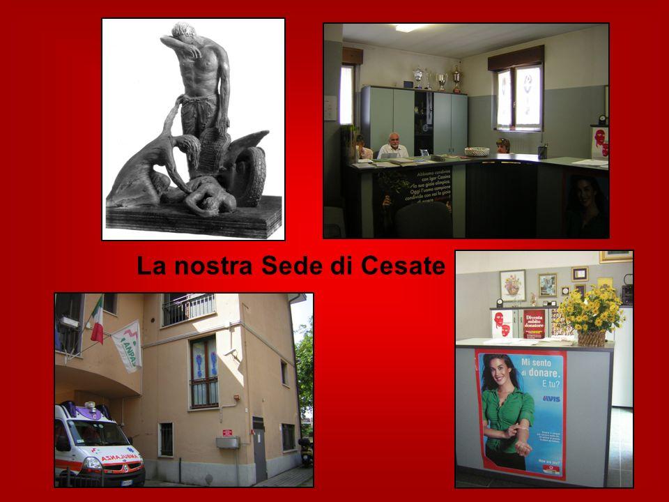 La nostra Sede di Cesate
