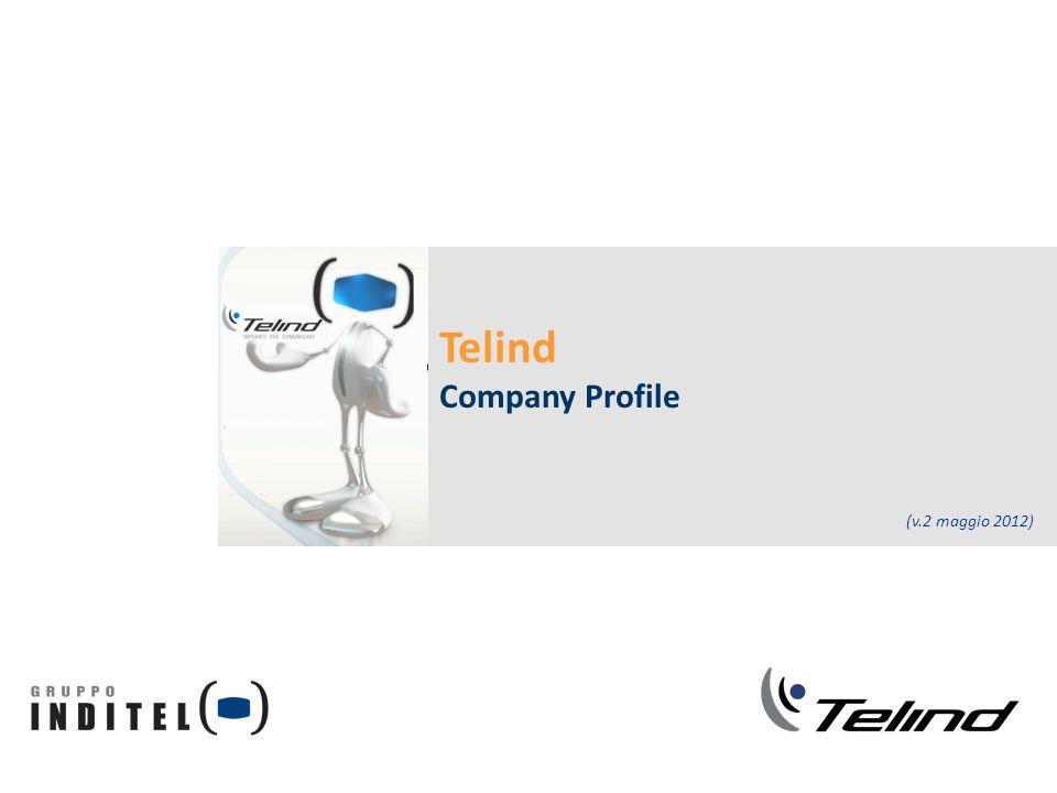 Telind Company Profile (v.2 maggio 2012)
