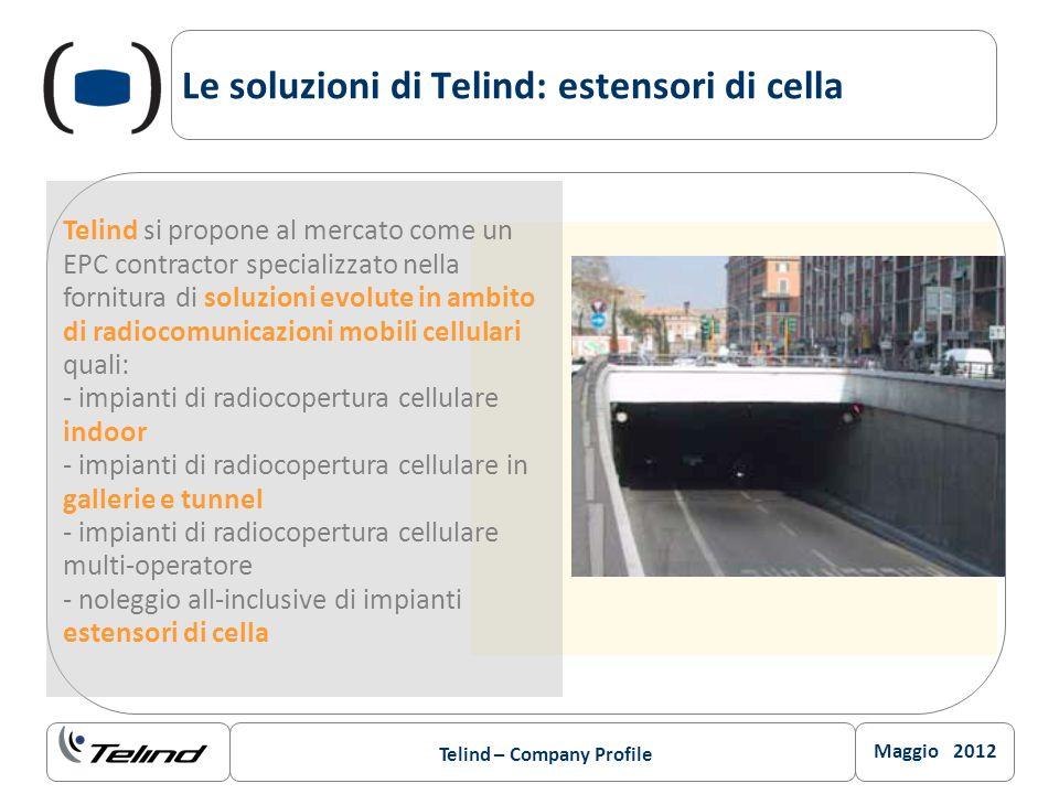 Le soluzioni di Telind: estensori di cella
