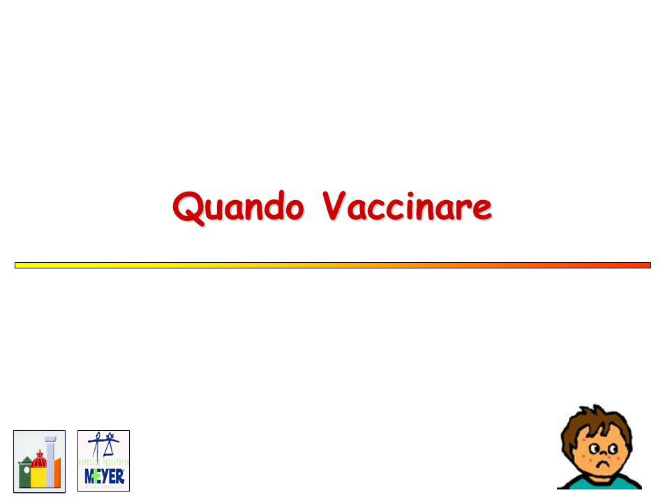 Quando Vaccinare