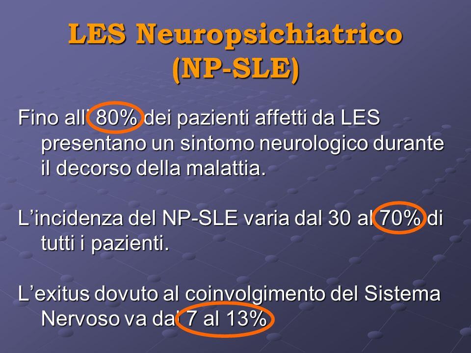 LES Neuropsichiatrico (NP-SLE)