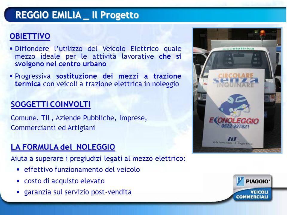 REGGIO EMILIA _ Il Progetto
