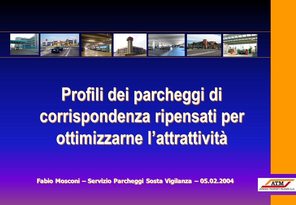 Fabio Mosconi – Servizio Parcheggi Sosta Vigilanza – 05.02.2004