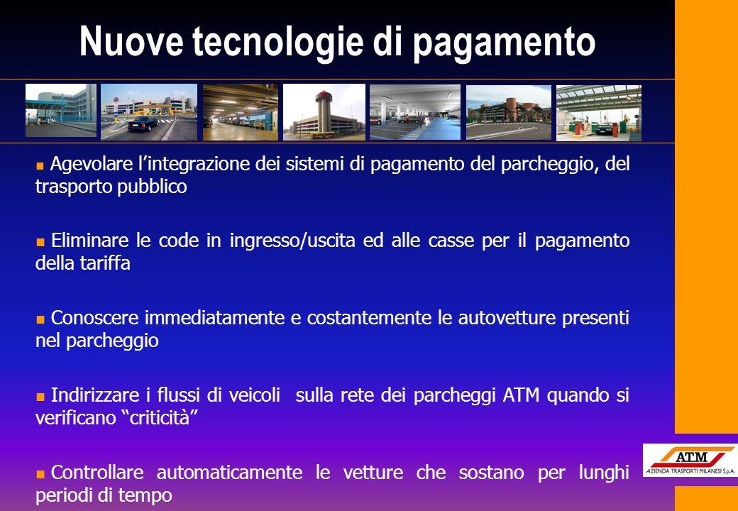 Nuove tecnologie di pagamento