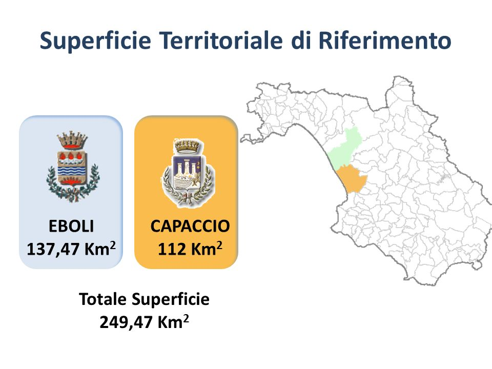 Superficie Territoriale di Riferimento