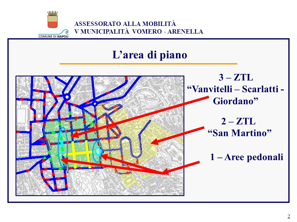 Vanvitelli – Scarlatti - Giordano