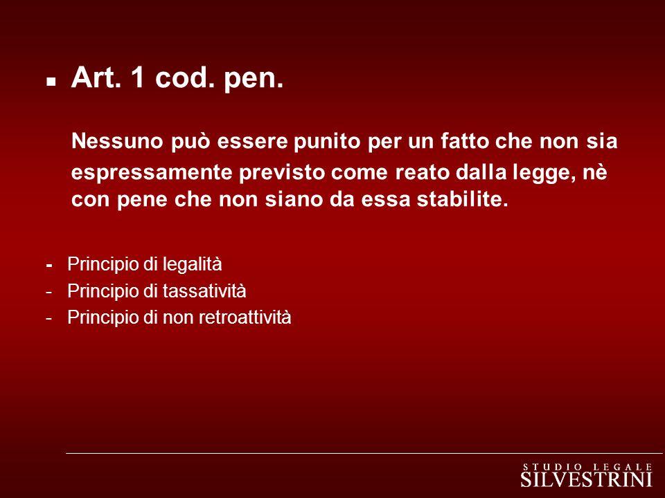 Art. 1 cod. pen.