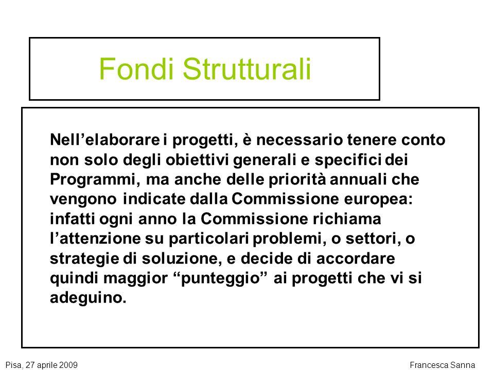 Fondi Strutturali