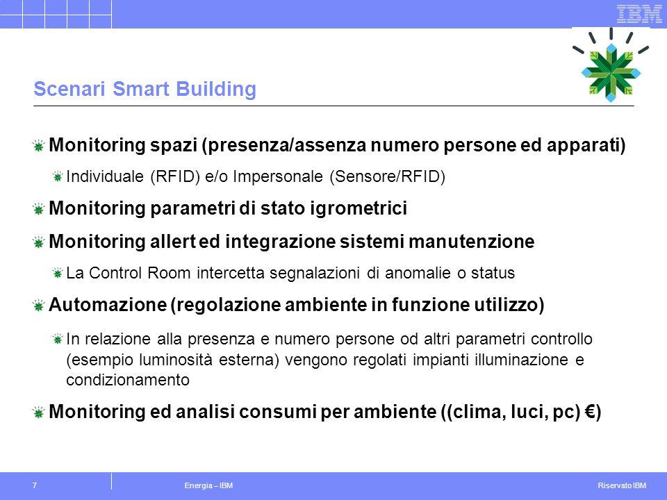 Scenari Smart Building