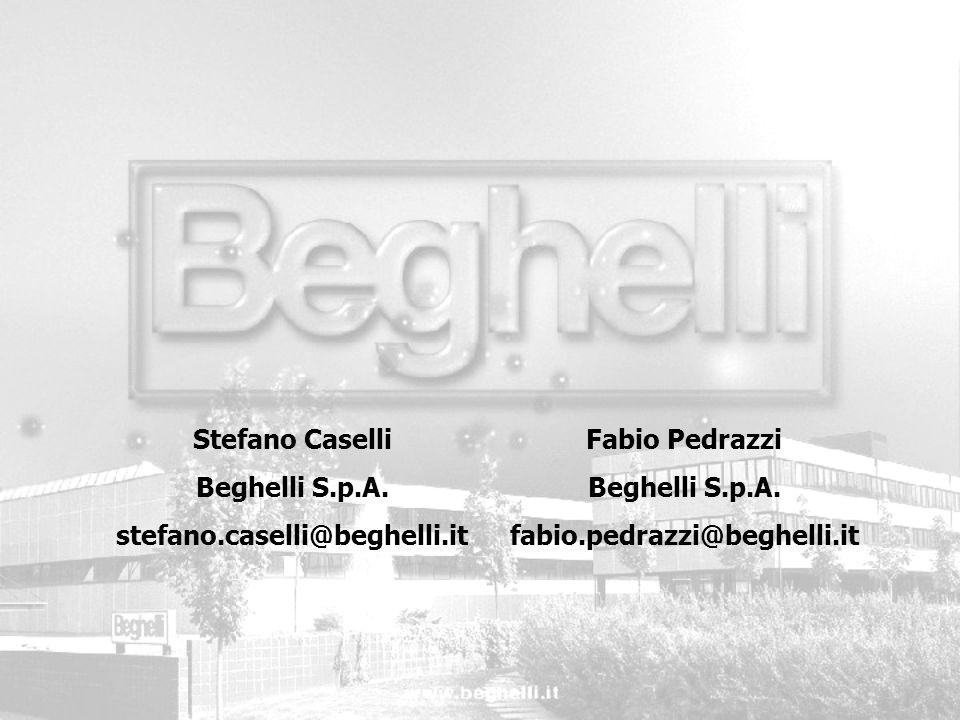 Stefano Caselli Beghelli S.p.A. stefano.caselli@beghelli.it.