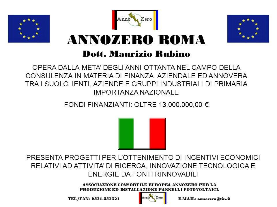 ANNOZERO ROMA Dott. Maurizio Rubino