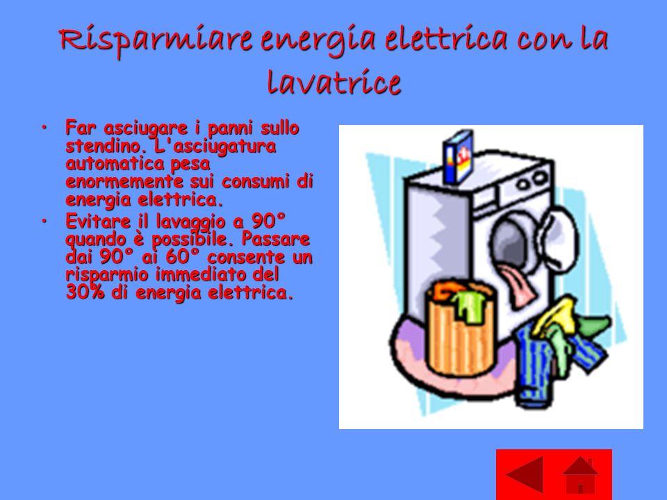 Come risparmiare l' energia in casa - ppt scaricare