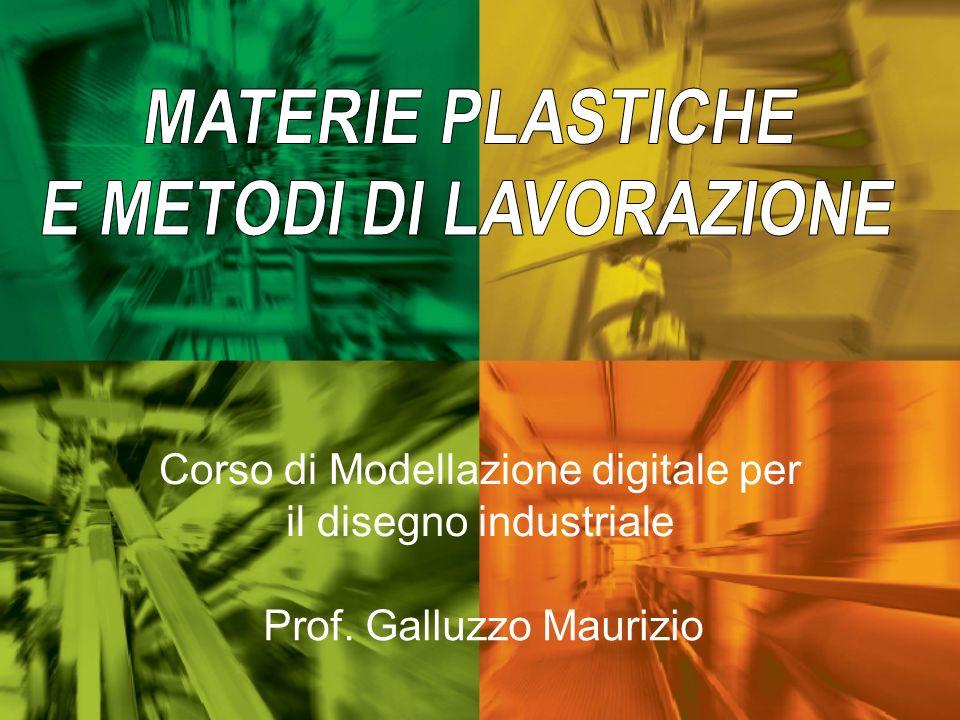 Corso di Modellazione digitale per il disegno industriale
