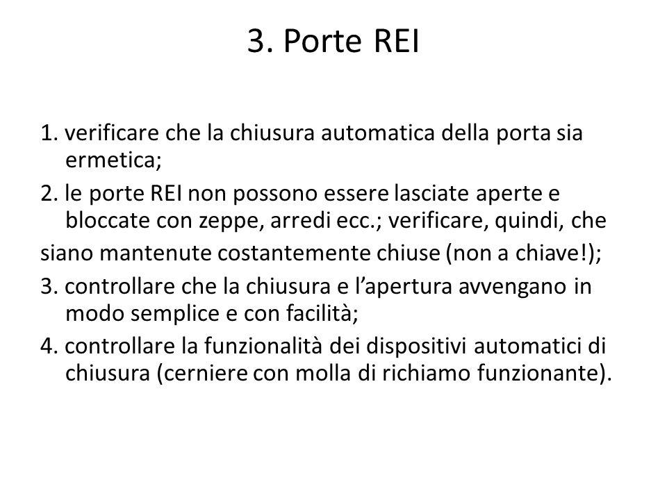3. Porte REI