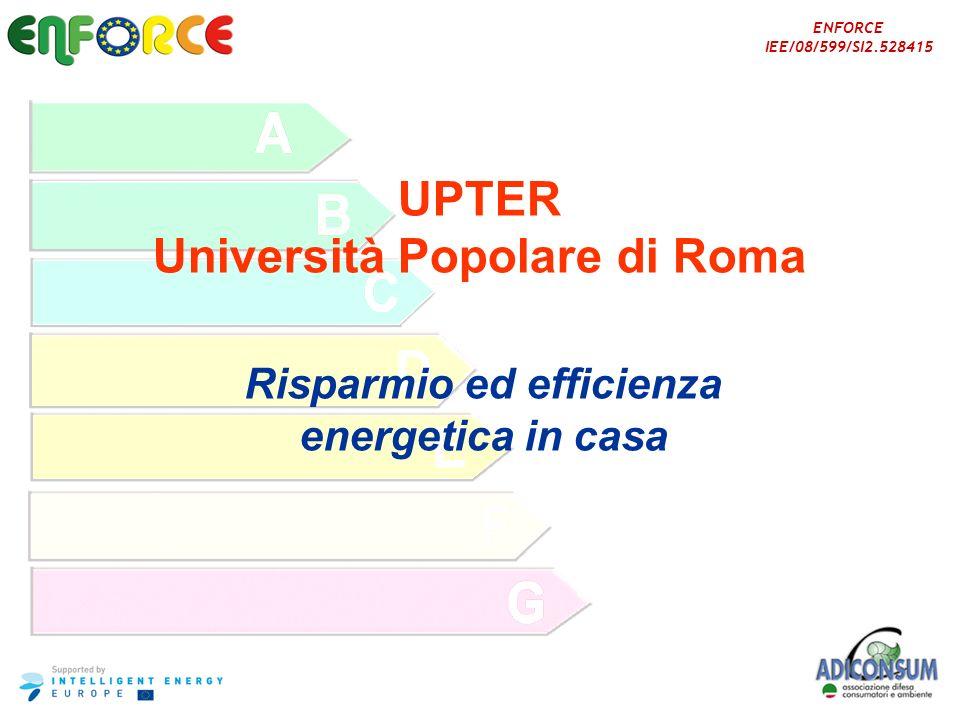 UPTER Università Popolare di Roma