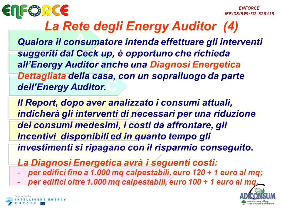 La Rete degli Energy Auditor (4)