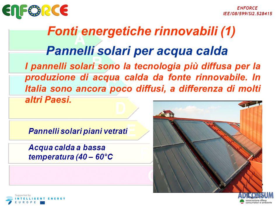 Fonti energetiche rinnovabili (1)