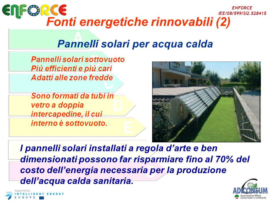 Fonti energetiche rinnovabili (2)