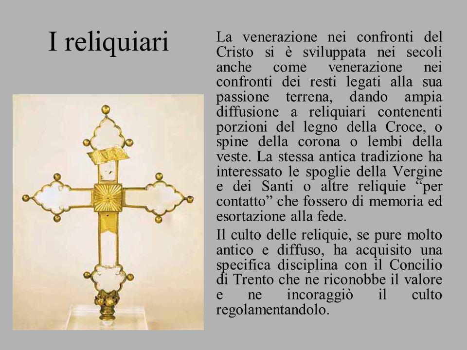 I reliquiari