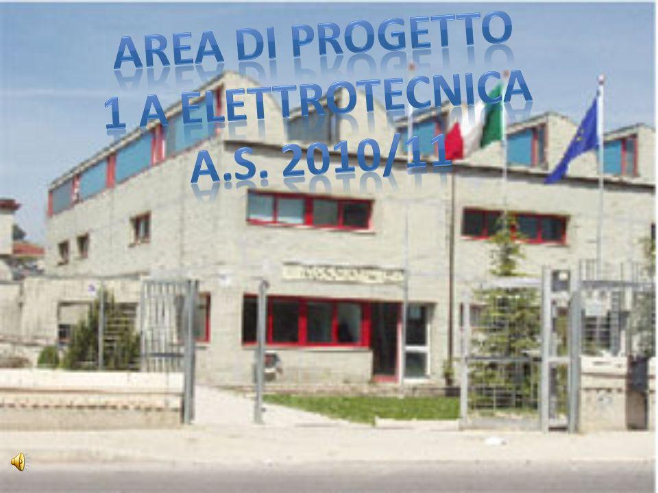 Area di progetto 1 a ELETTROTECNICA A.S. 2010/11