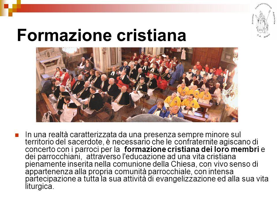Formazione cristiana