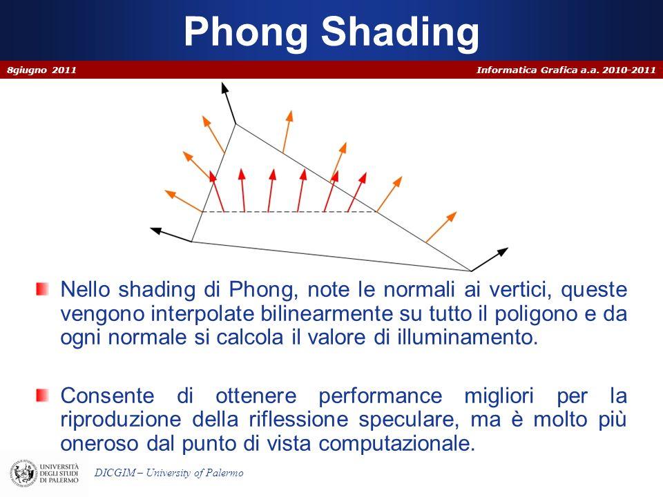 Phong Shading 8giugno 2011.