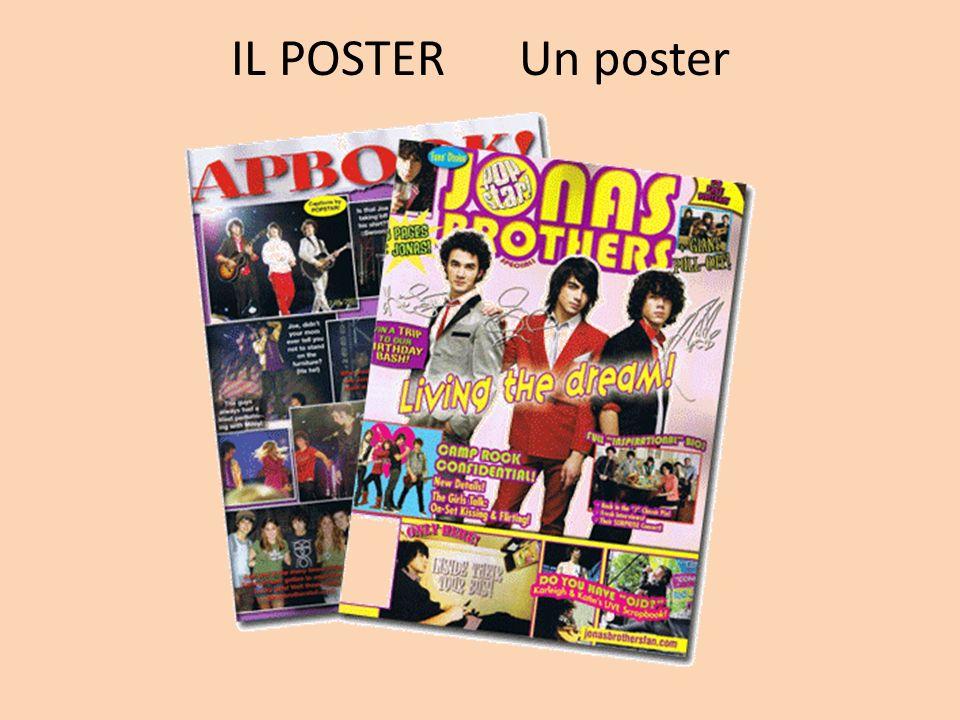 IL POSTER Un poster
