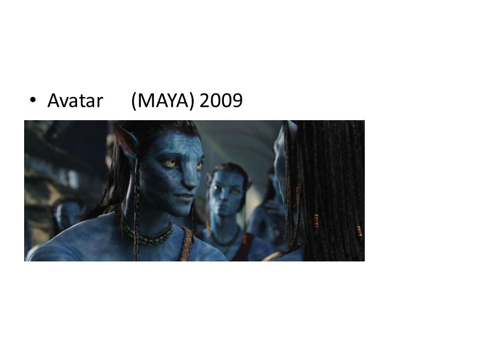 Avatar (MAYA) 2009