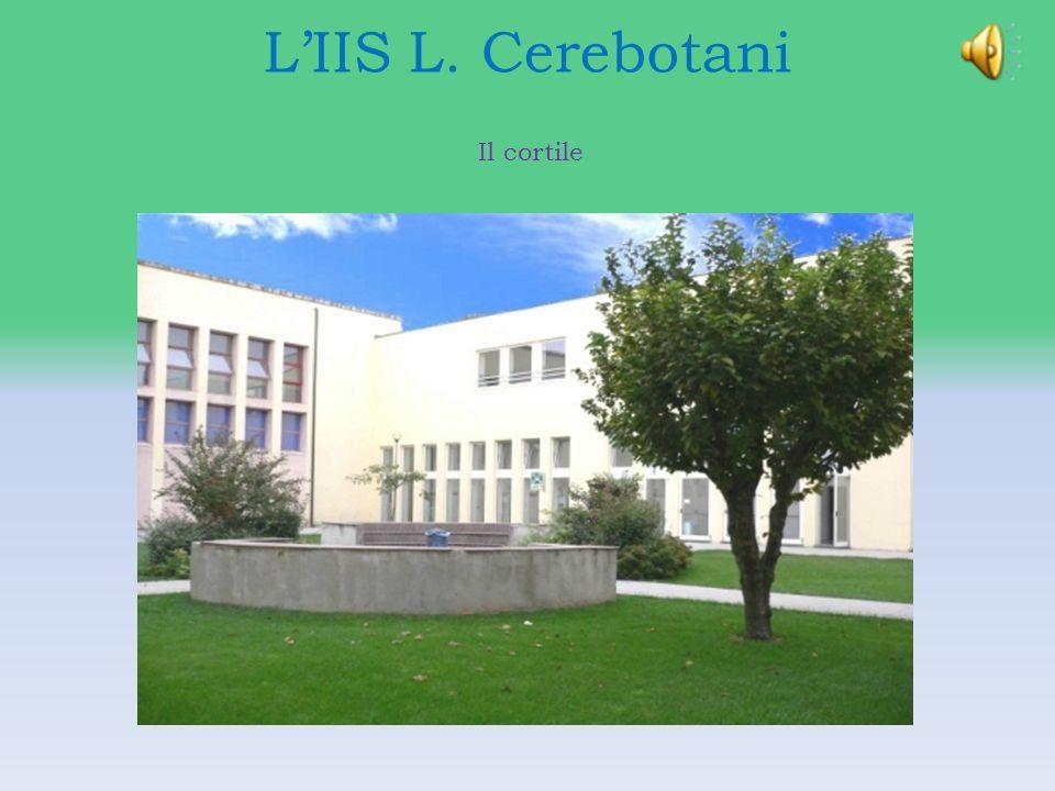 L'IIS L. Cerebotani Il cortile