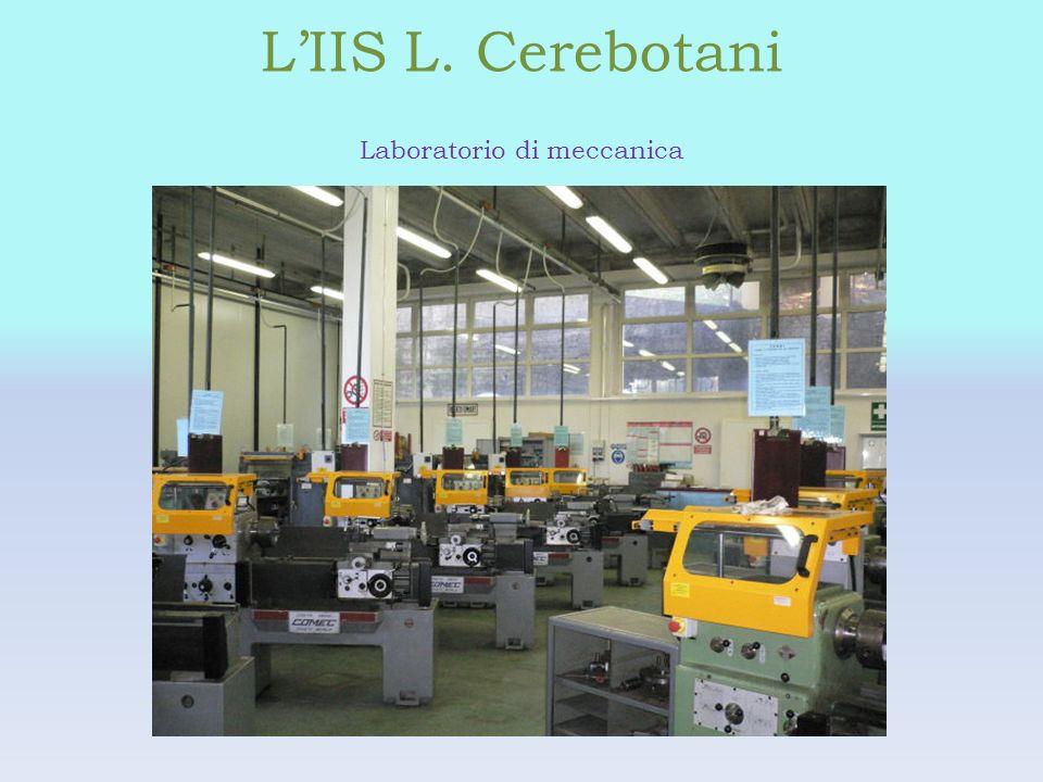 Laboratorio di meccanica