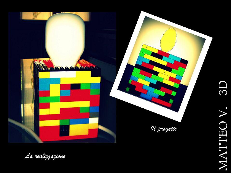 MATTEO V. 3D Il progetto La realizzazione