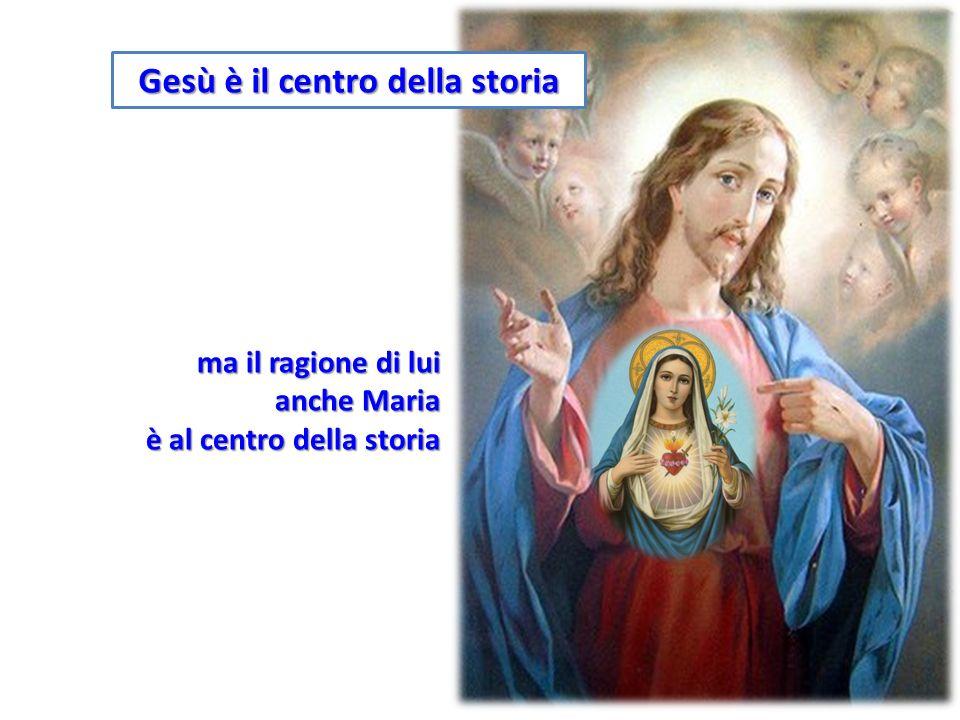 Gesù è il centro della storia
