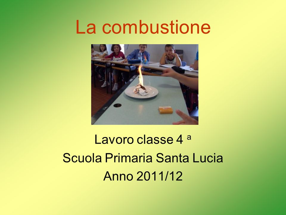 Scuola Primaria Santa Lucia
