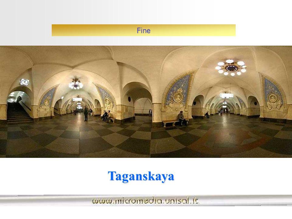 Fine Taganskaya