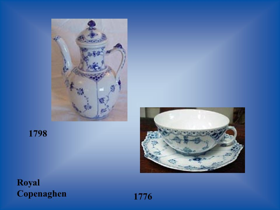 1798 Royal Copenaghen 1776