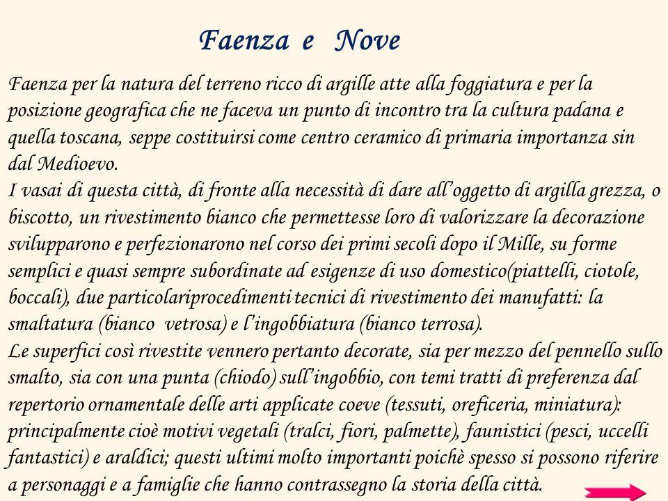 Faenza e Nove