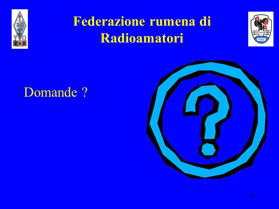 Federazione rumena di Radioamatori