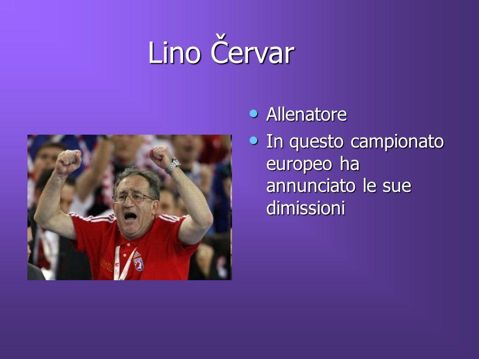 Lino Červar Allenatore