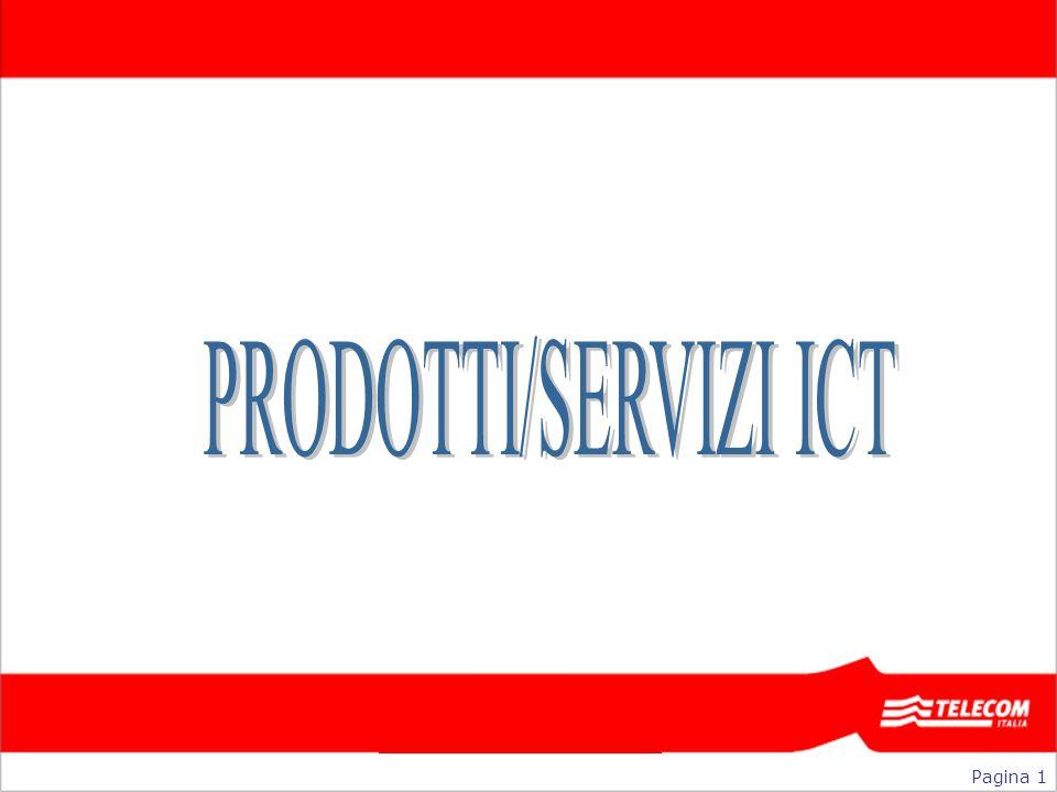 PRODOTTI/SERVIZI ICT Pagina 1