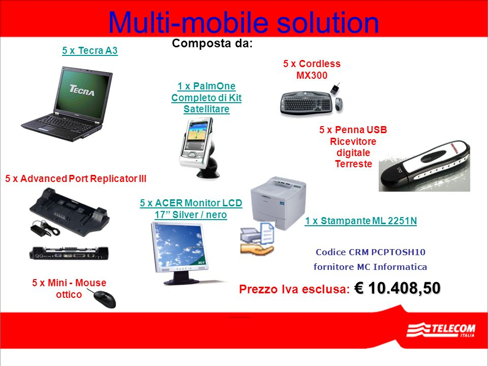 Multi-mobile solution