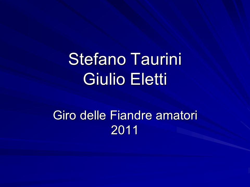 Stefano Taurini Giulio Eletti