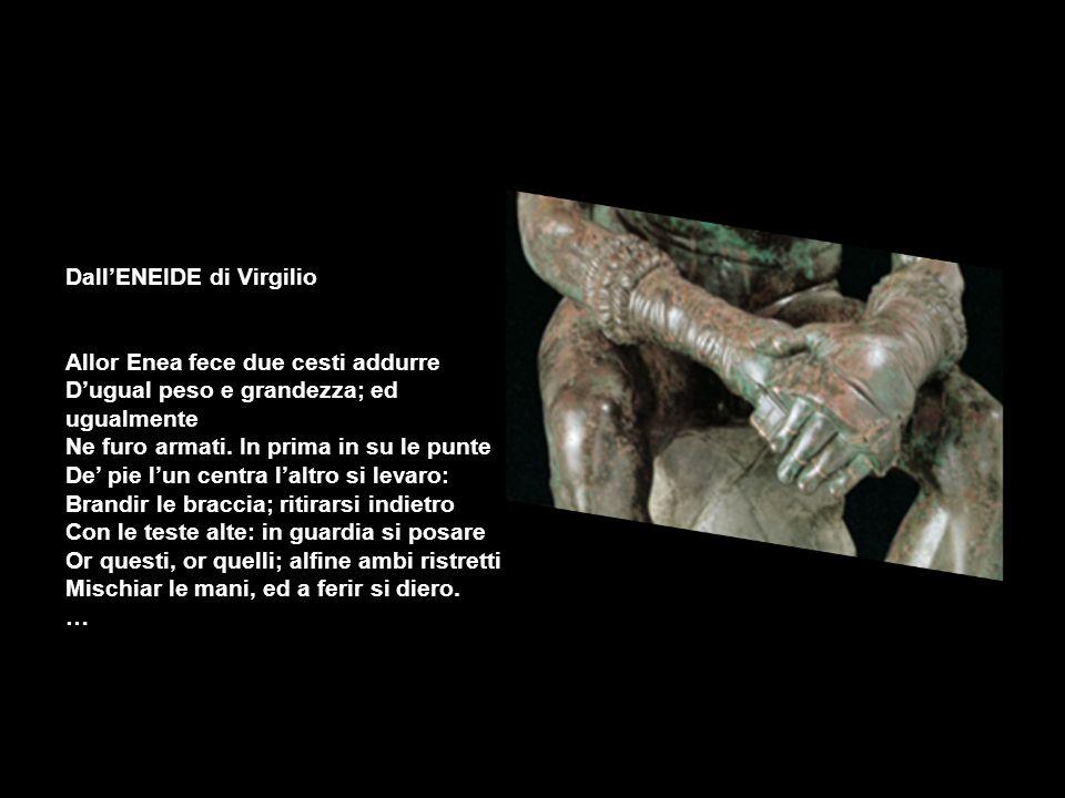 Dall'ENEIDE di Virgilio