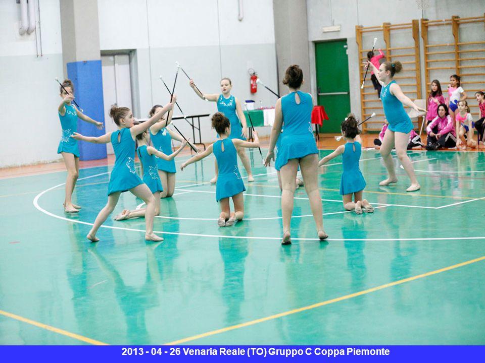 2013 - 04 - 26 Venaria Reale (TO) Gruppo C Coppa Piemonte